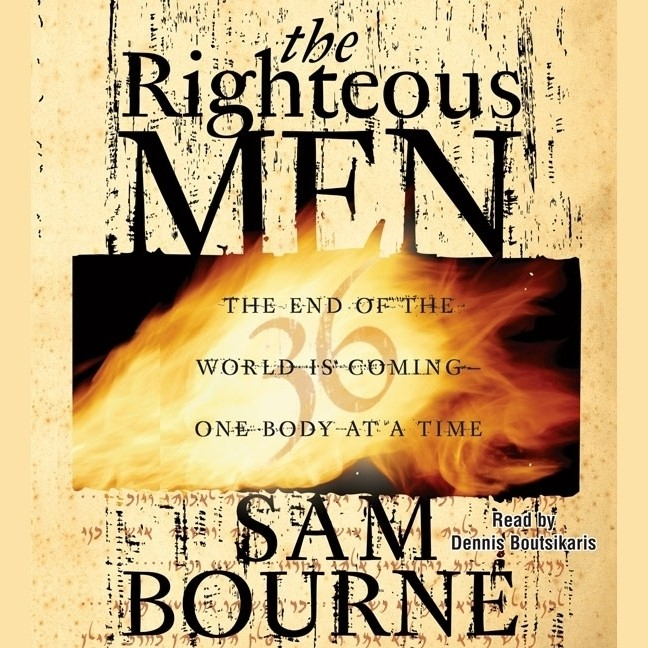 Printable The Righteous Men Audiobook Cover Art