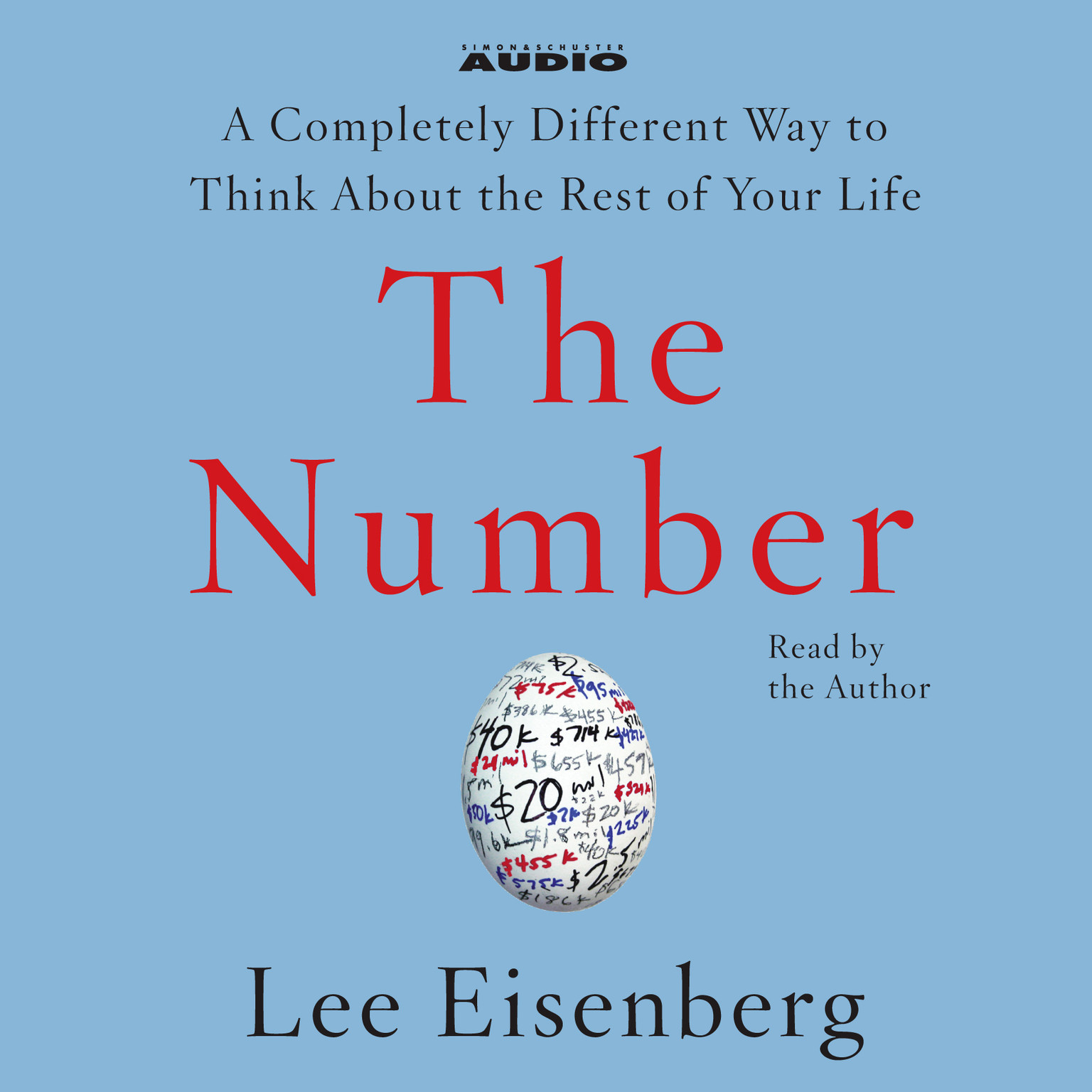 Printable The Number: A Completely Different Way to Think About the Rest of Your Life Audiobook Cover Art