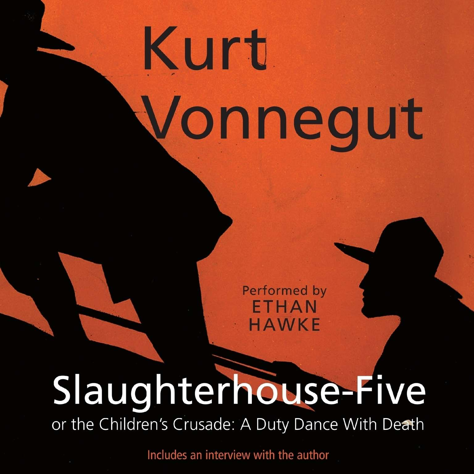 Printable Slaughterhouse-Five: or, The Children's Crusade: A Duty Dance with Death Audiobook Cover Art