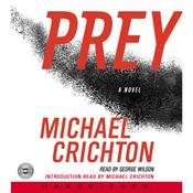 Prey, by Michael Crichton