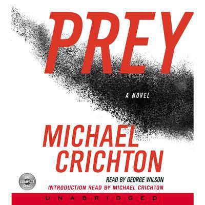 Prey Audiobook, by Michael Crichton