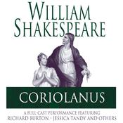 Coriolanus Audiobook, by William Shakespeare