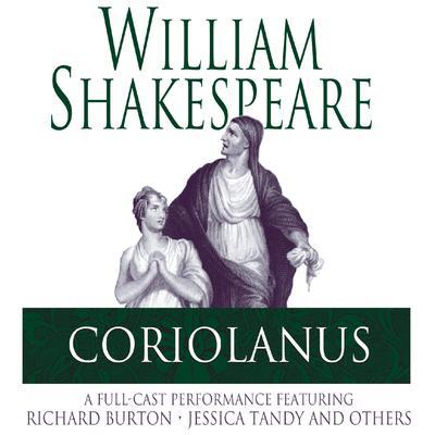 Coriolanus Audiobook, by William Shakespeare