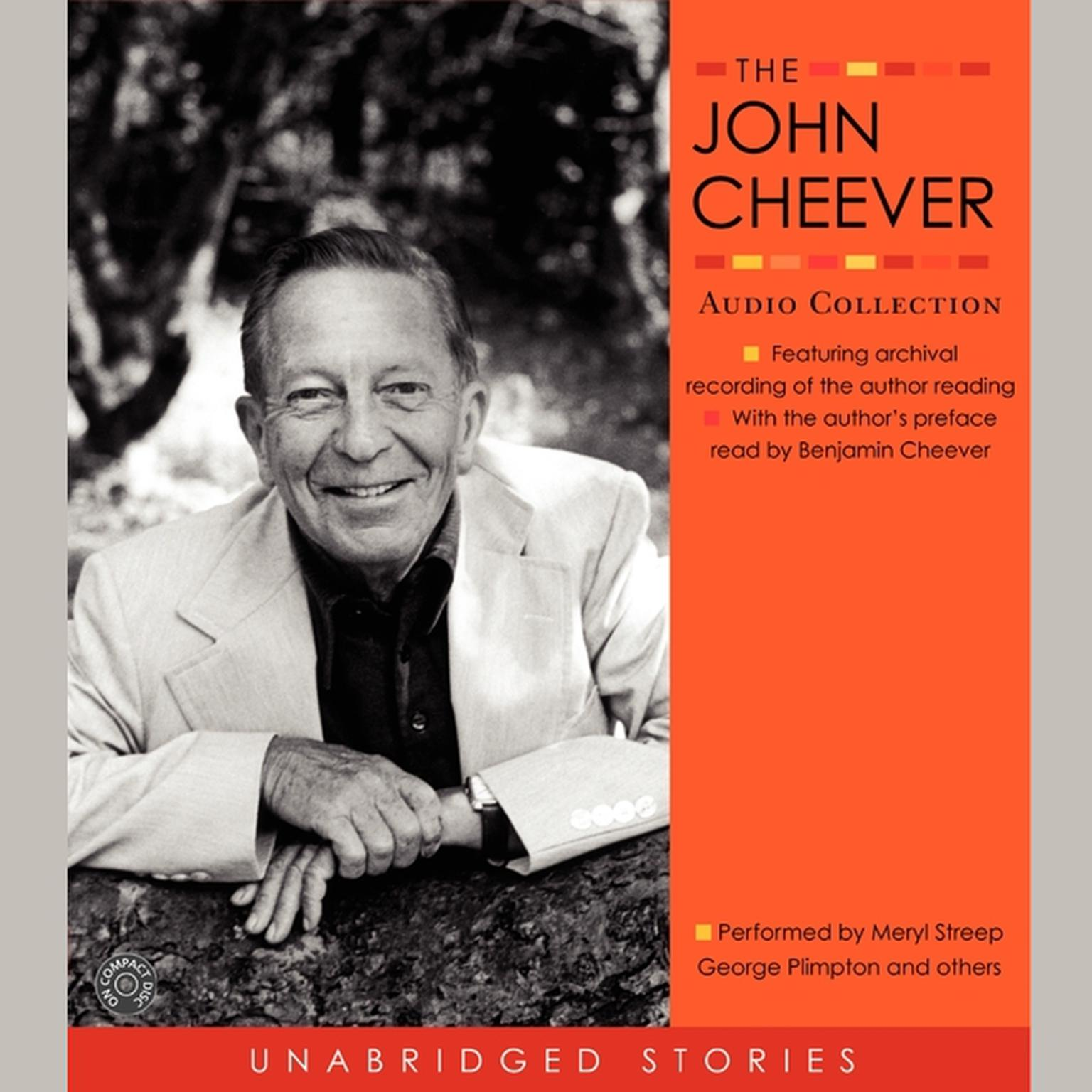 Printable The John Cheever Audio Collection Audiobook Cover Art