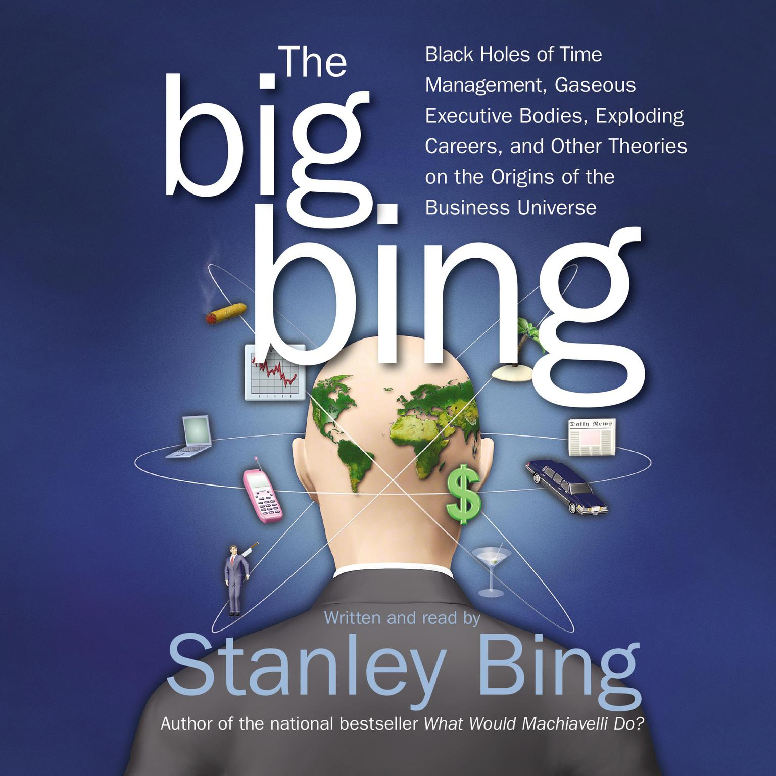 Printable The Big Bing Audiobook Cover Art