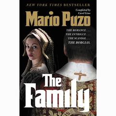 The Family Audiobook, by Mario Puzo, Carol Gino
