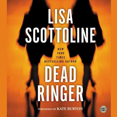 Dead Ringer Audiobook, by Lisa Scottoline