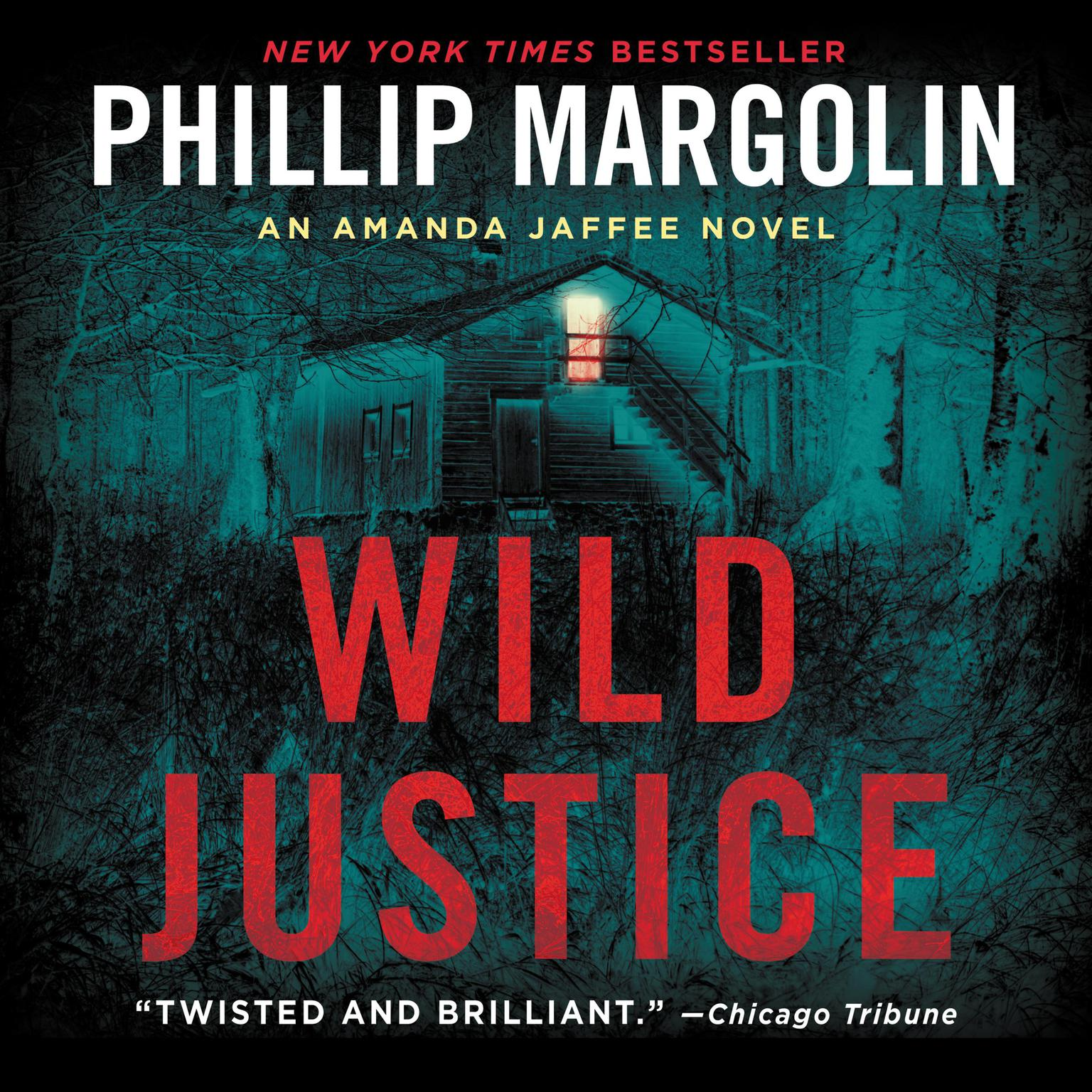 Printable Wild Justice Audiobook Cover Art