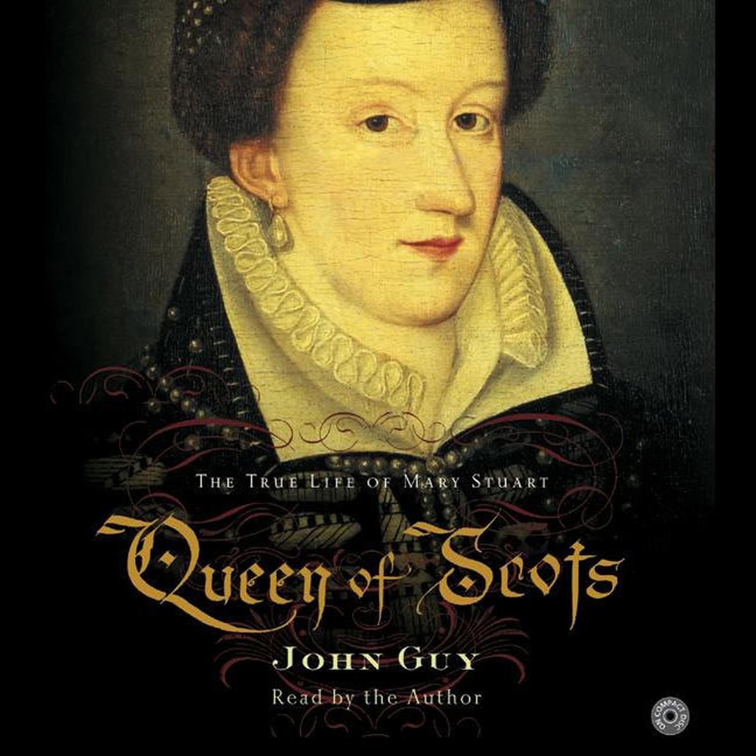 Printable Queen of Scots Audiobook Cover Art