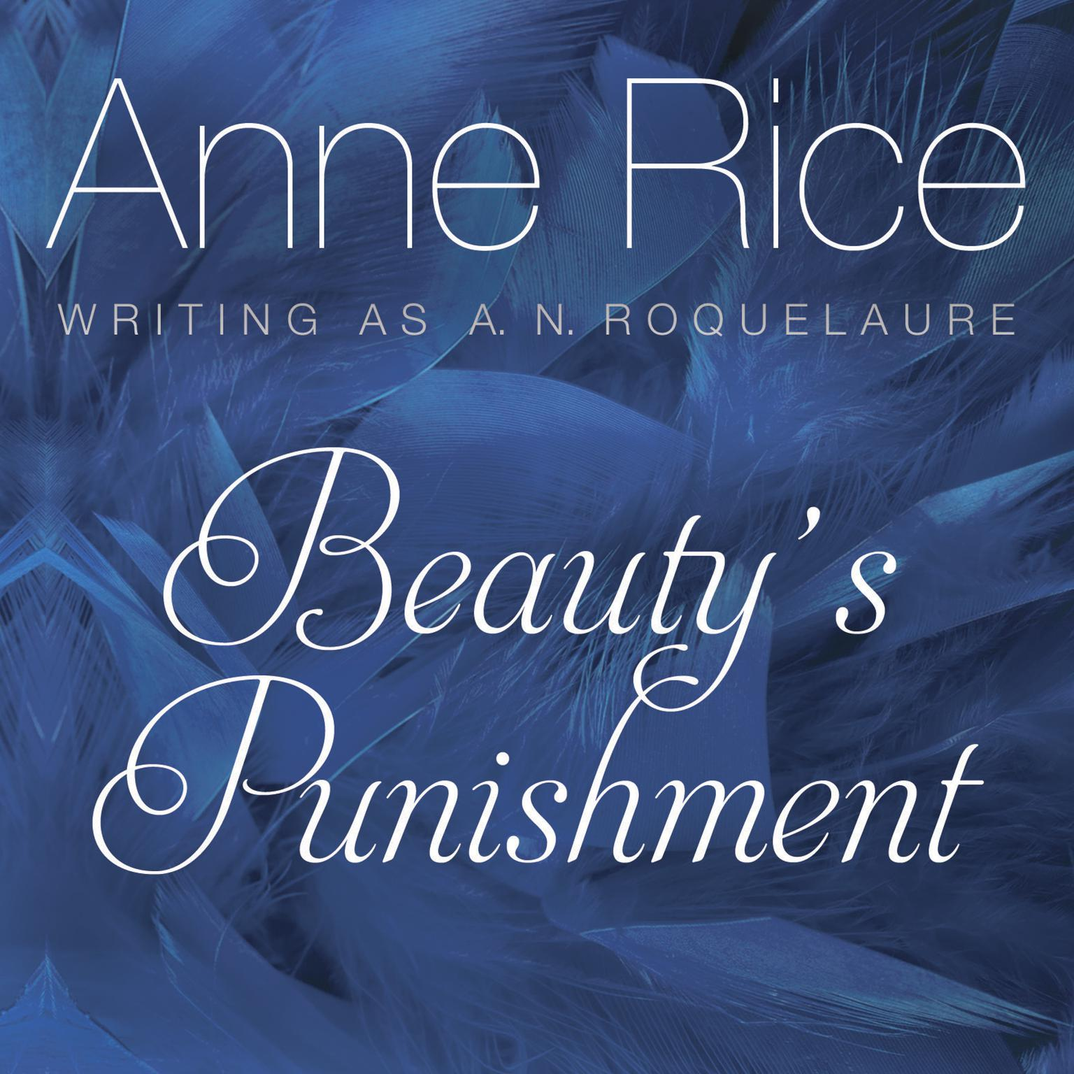 Printable Beauty's Punishment Audiobook Cover Art
