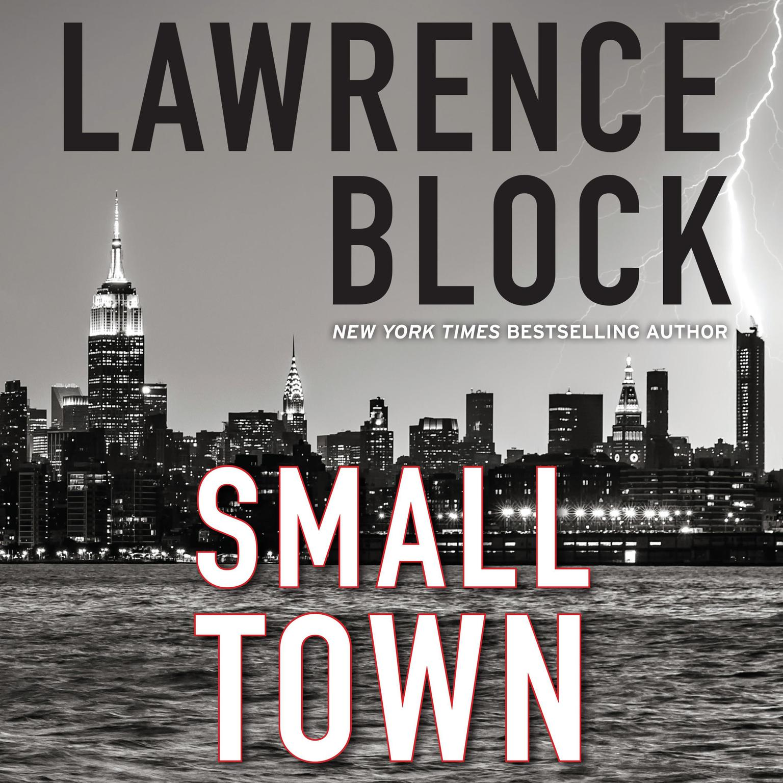 Printable Small Town Audiobook Cover Art
