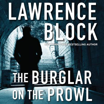 The Burglar on the Prowl Audiobook, by Lawrence Block