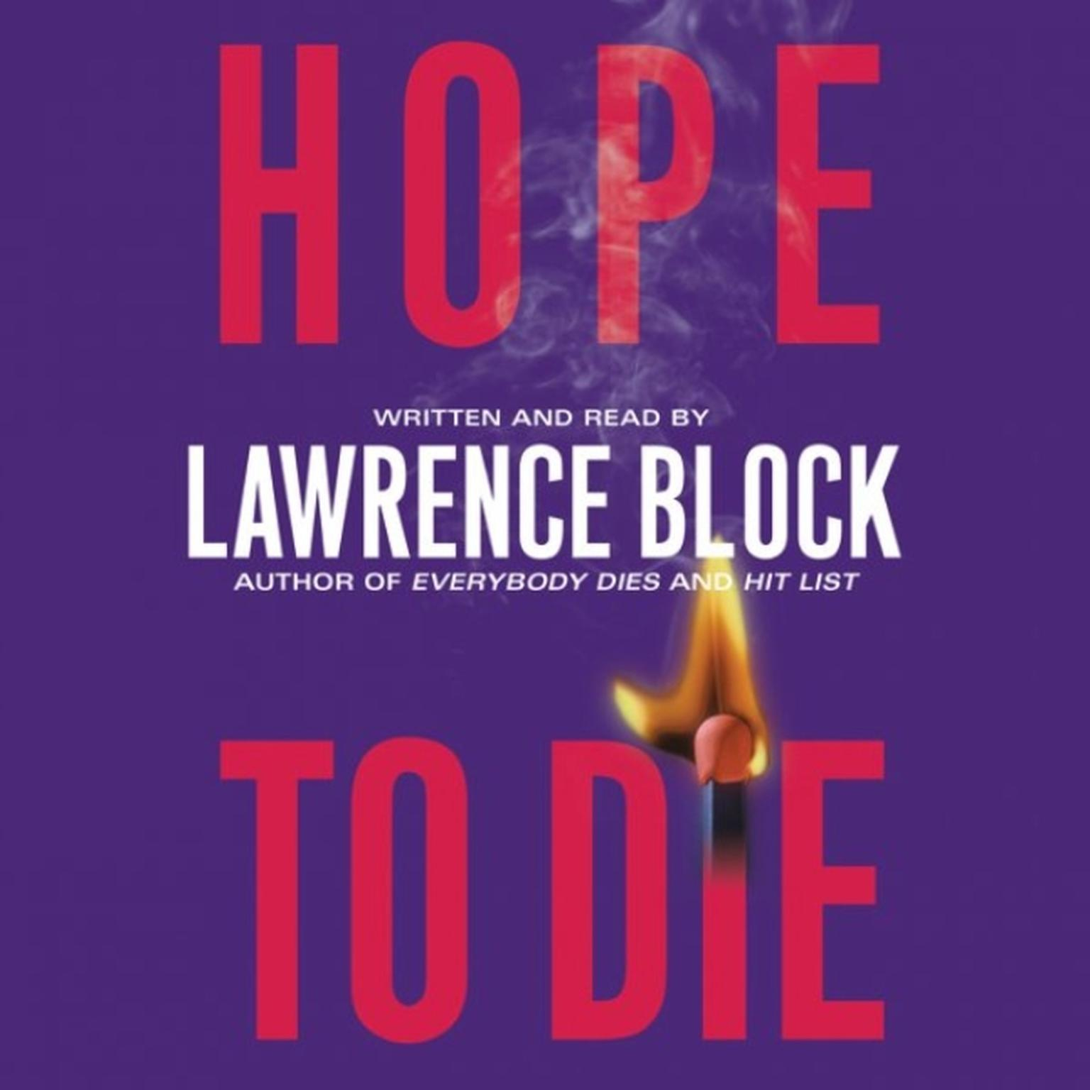 Printable Hope to Die: A Matthew Scudder Novel Audiobook Cover Art