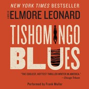 Tishomingo Blues Audiobook, by Elmore Leonard
