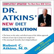 Dr. Atkins' New Diet Revolution Audiobook, by Robert C. Atkins, Robert C. Atkins