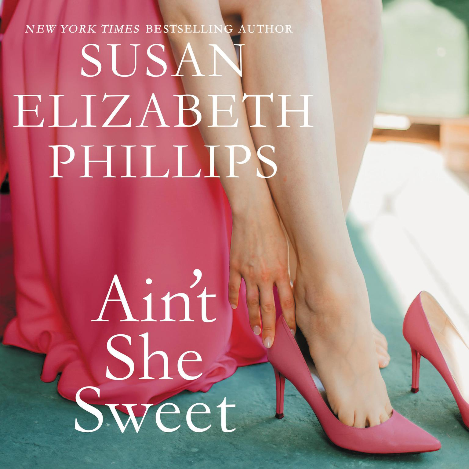 Printable Ain't She Sweet? Audiobook Cover Art