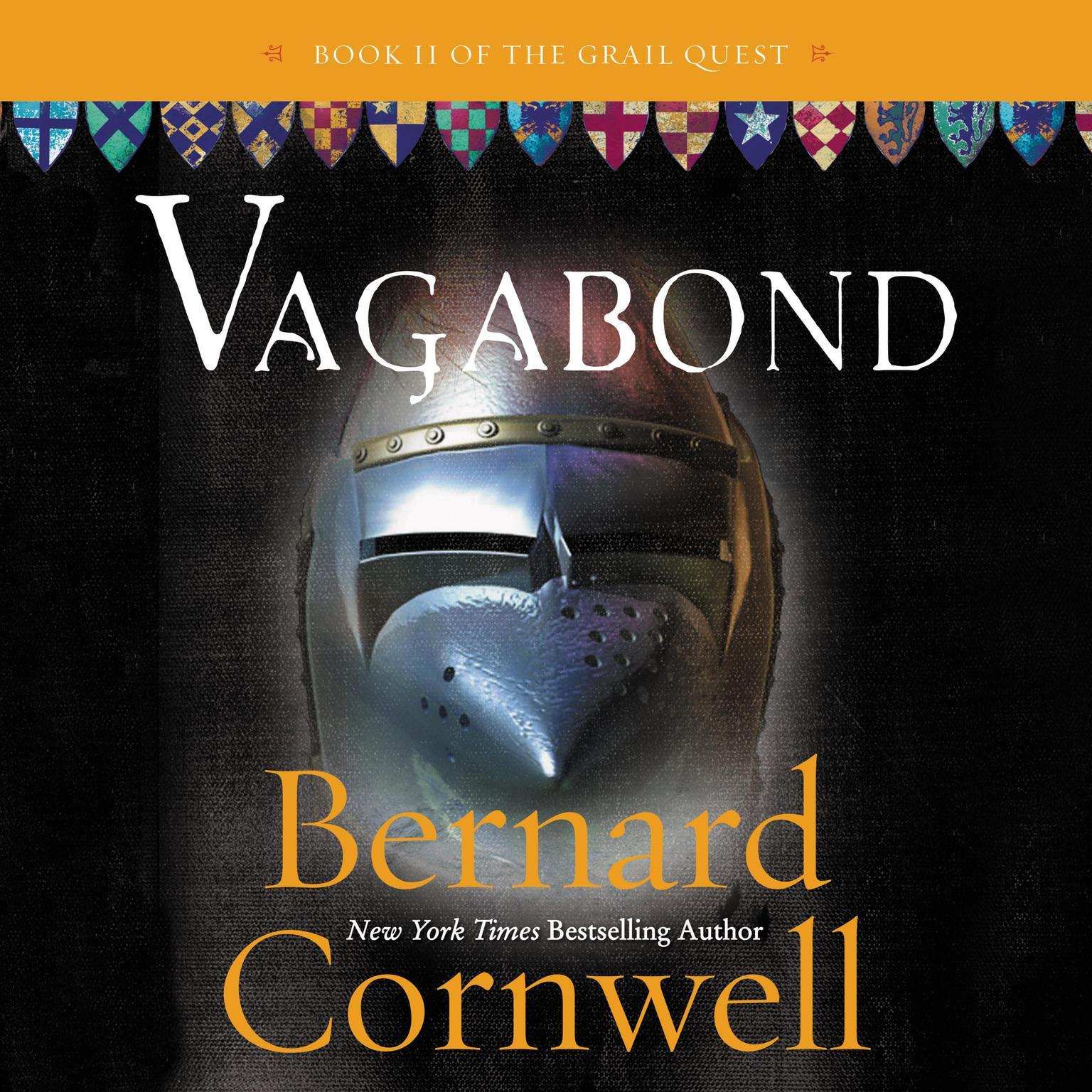 Printable Vagabond Audiobook Cover Art