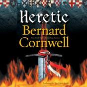 Heretic Audiobook, by Bernard Cornwell
