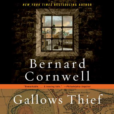 Gallows Thief Audiobook, by Bernard Cornwell