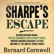 Sharpe's Escape, by Bernard Cornwell