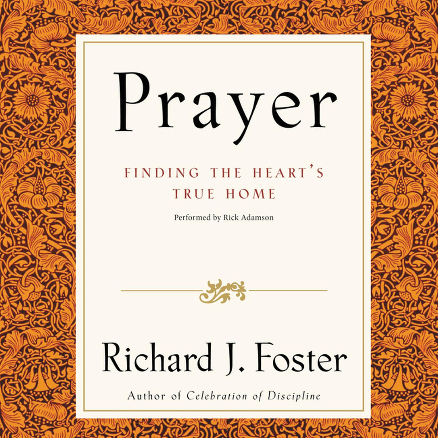 Printable Prayer Selections: Finding the Heart's True Home Audiobook Cover Art