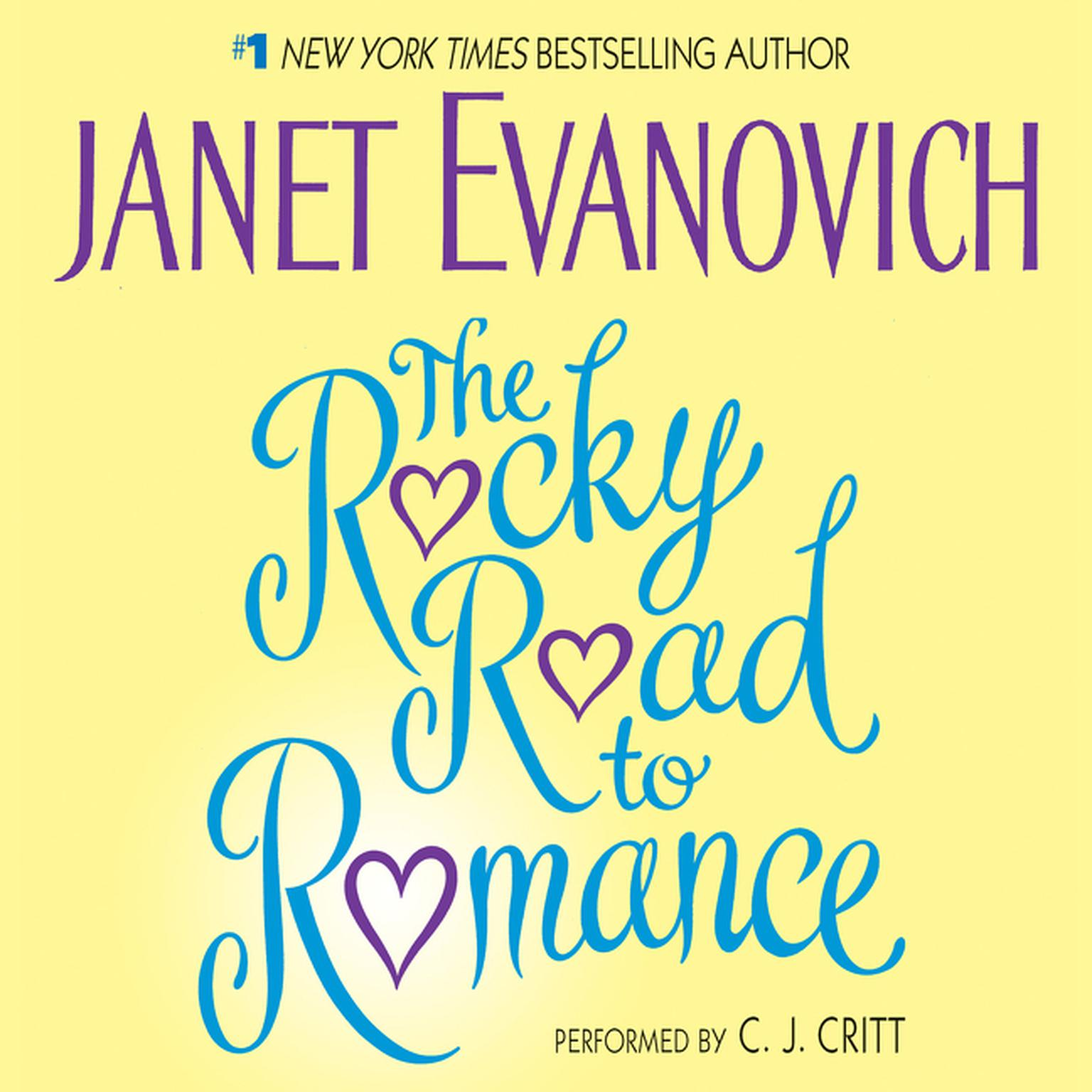 Printable The Rocky Road to Romance Audiobook Cover Art