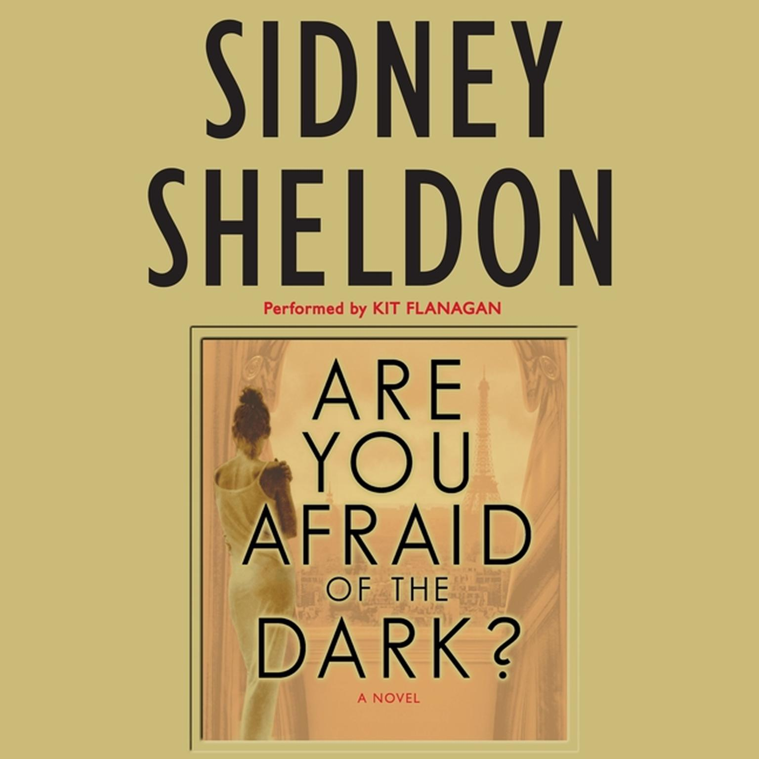 Printable Are You Afraid of the Dark? Audiobook Cover Art