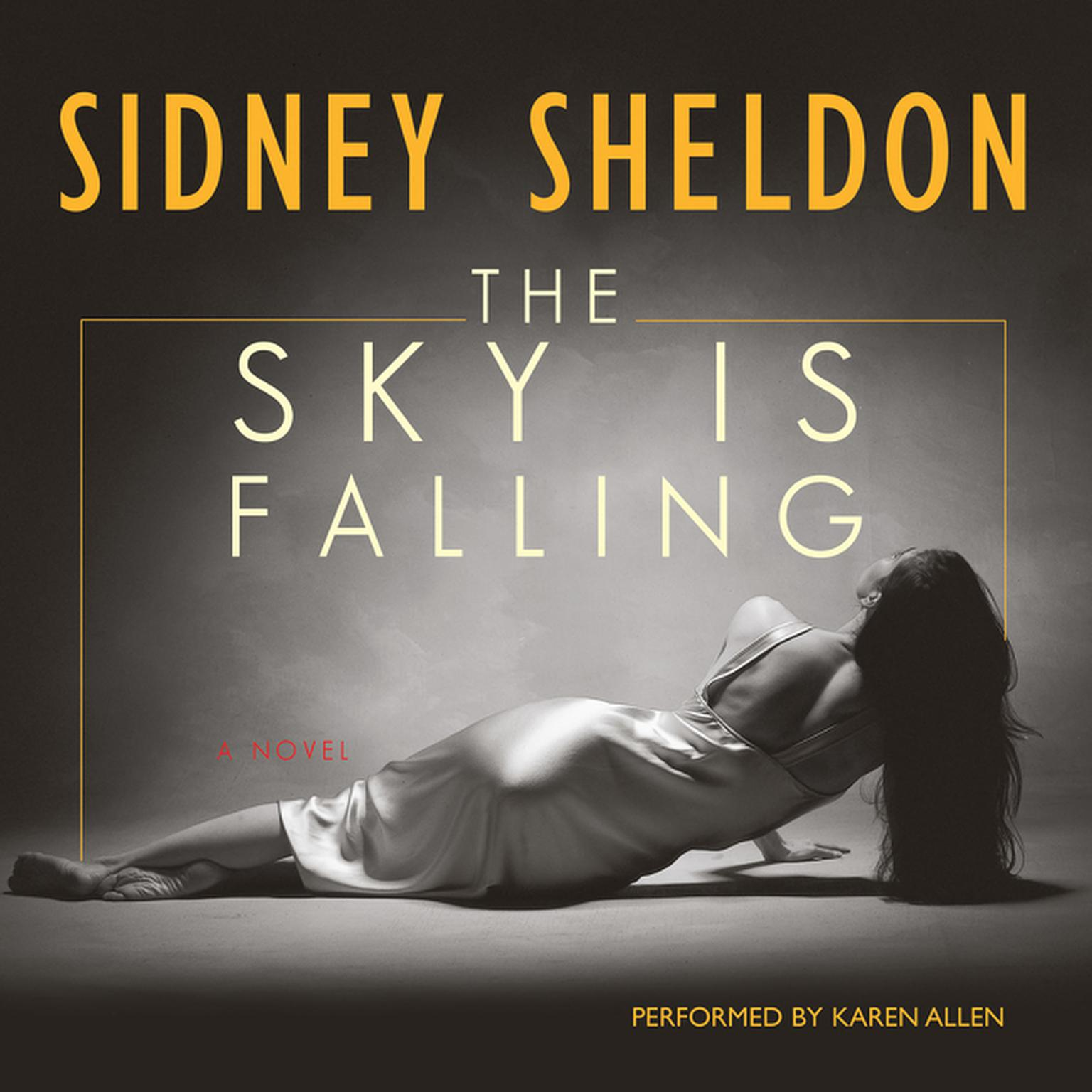 Printable The Sky Is Falling Audiobook Cover Art