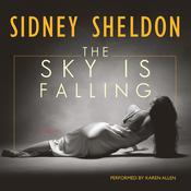 The Sky Is Falling Audiobook, by Sidney Sheldon