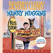 Henry Huggins Audiobook, by Beverly Cleary