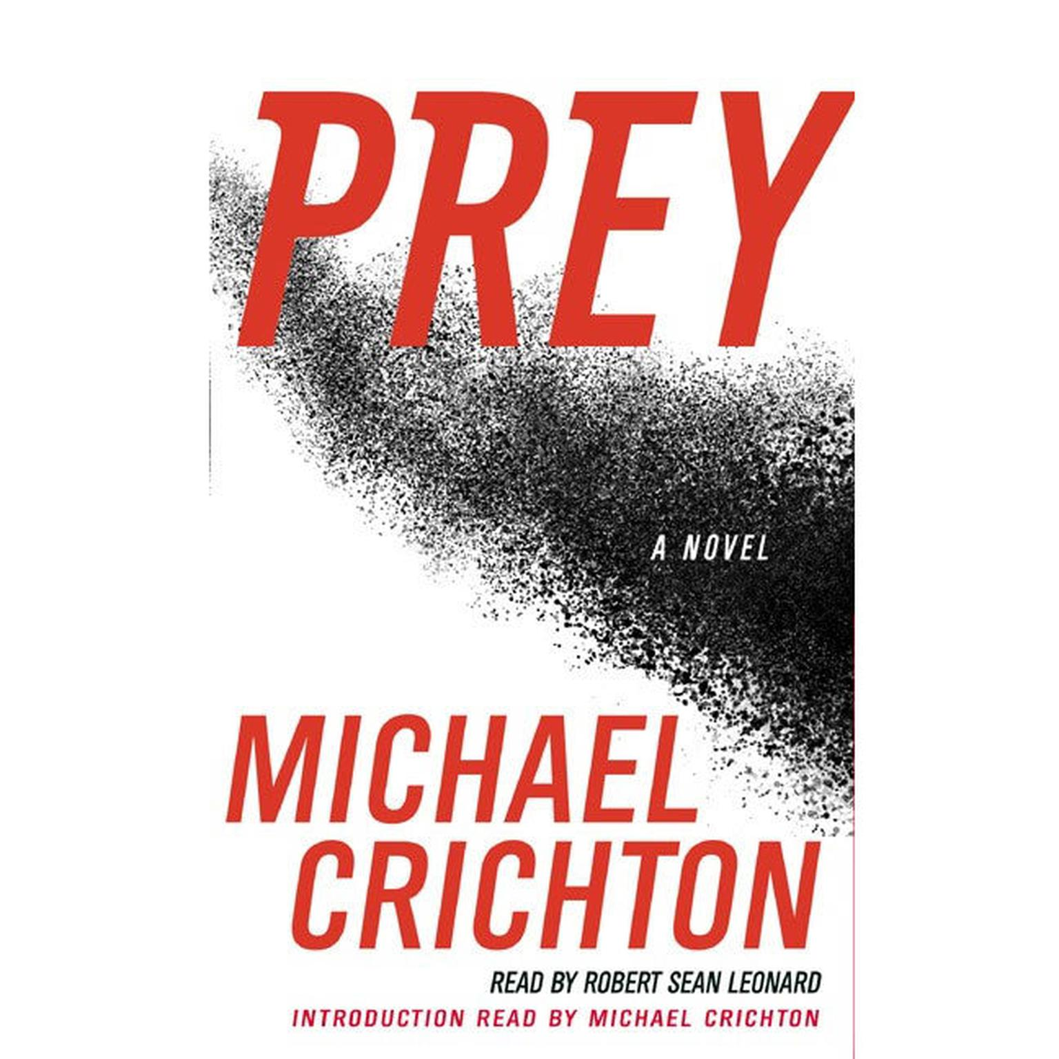 Printable Prey Audiobook Cover Art