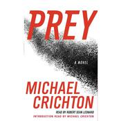 Prey Audiobook, by Michael Crichton