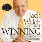 Winning Audiobook, by Jack Welch