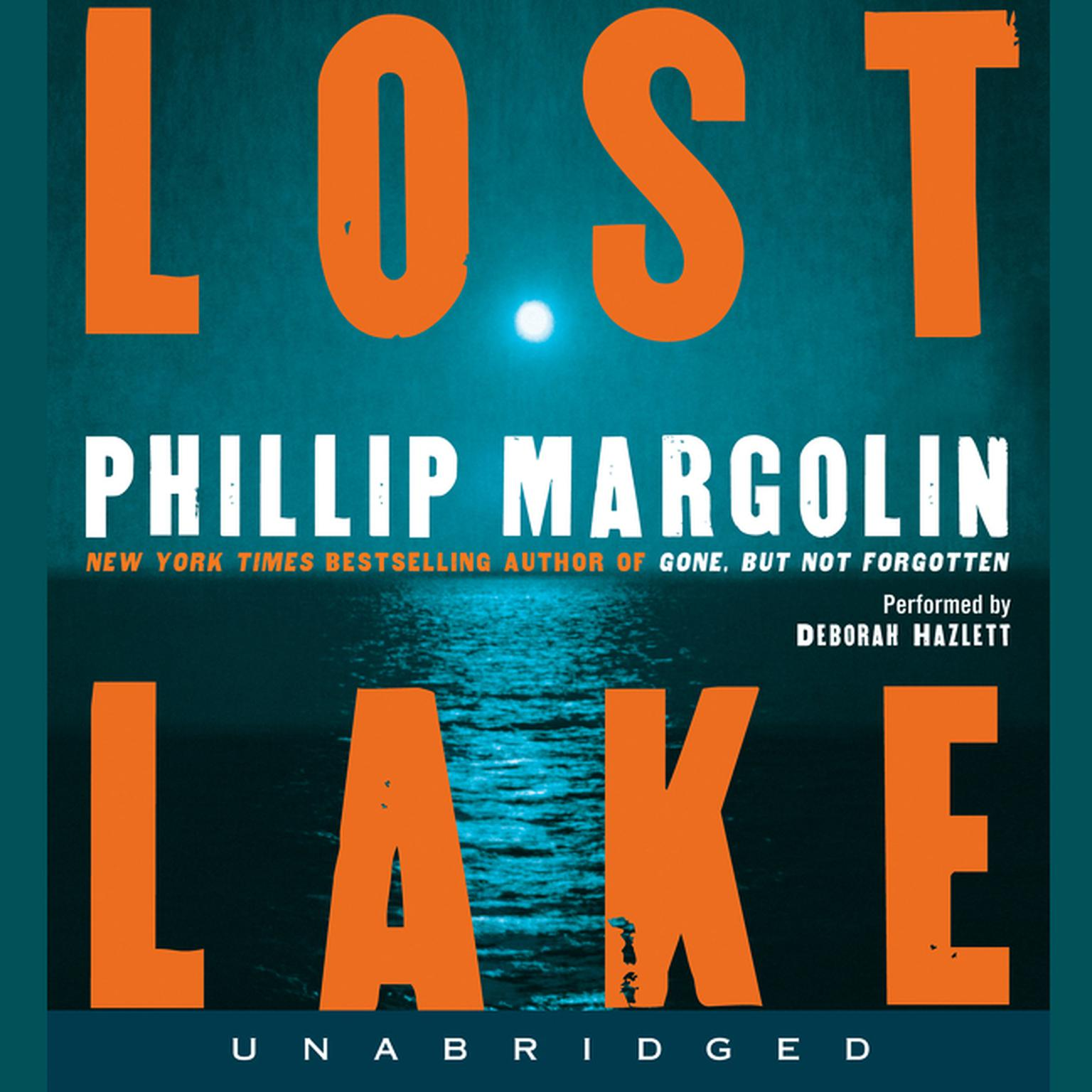 Printable Lost Lake Audiobook Cover Art