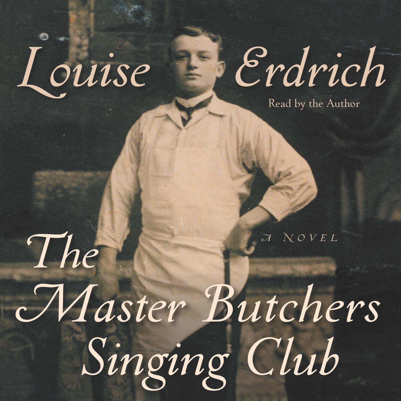 Printable The Master Butchers Singing Club Audiobook Cover Art