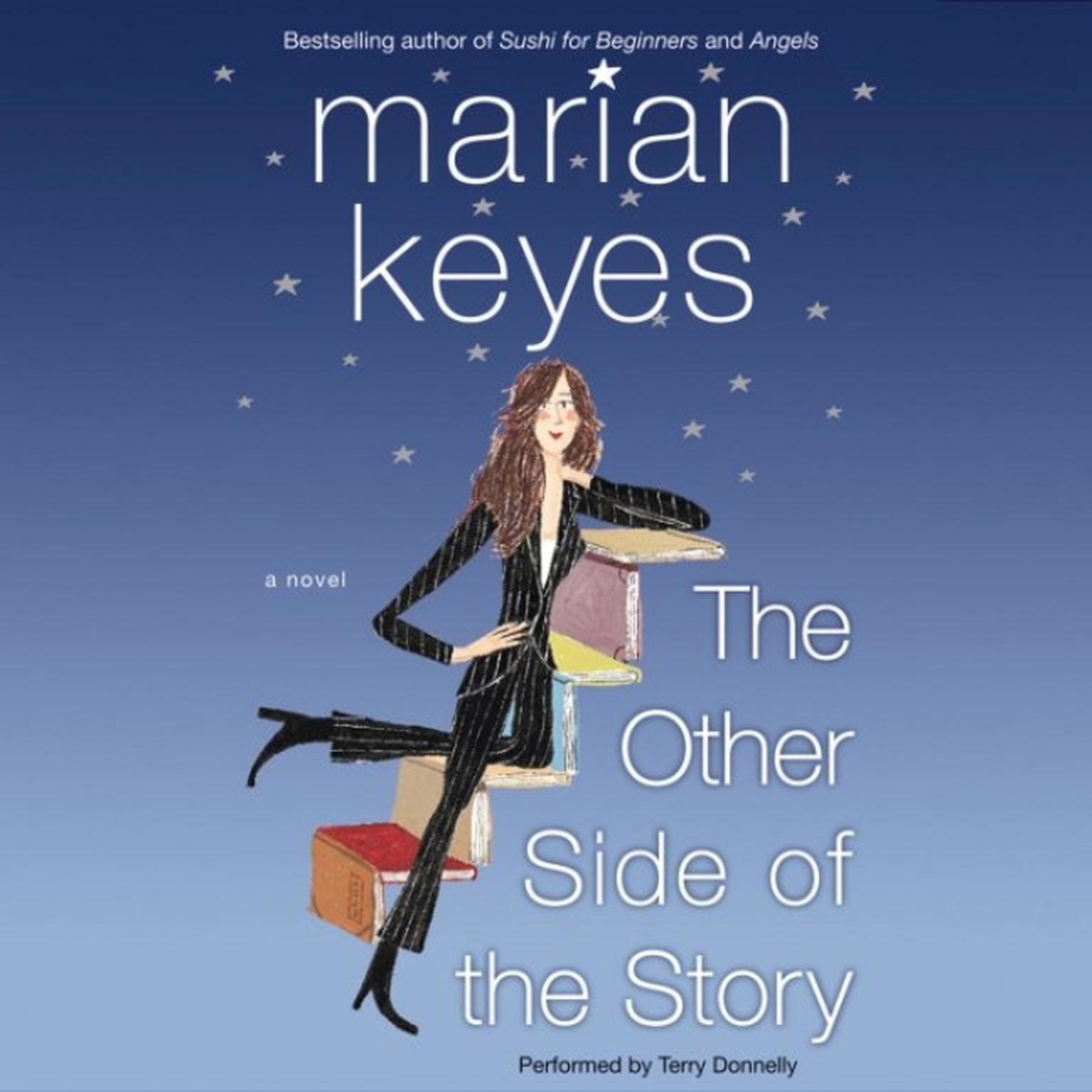 Printable The Other Side of the Story Audiobook Cover Art