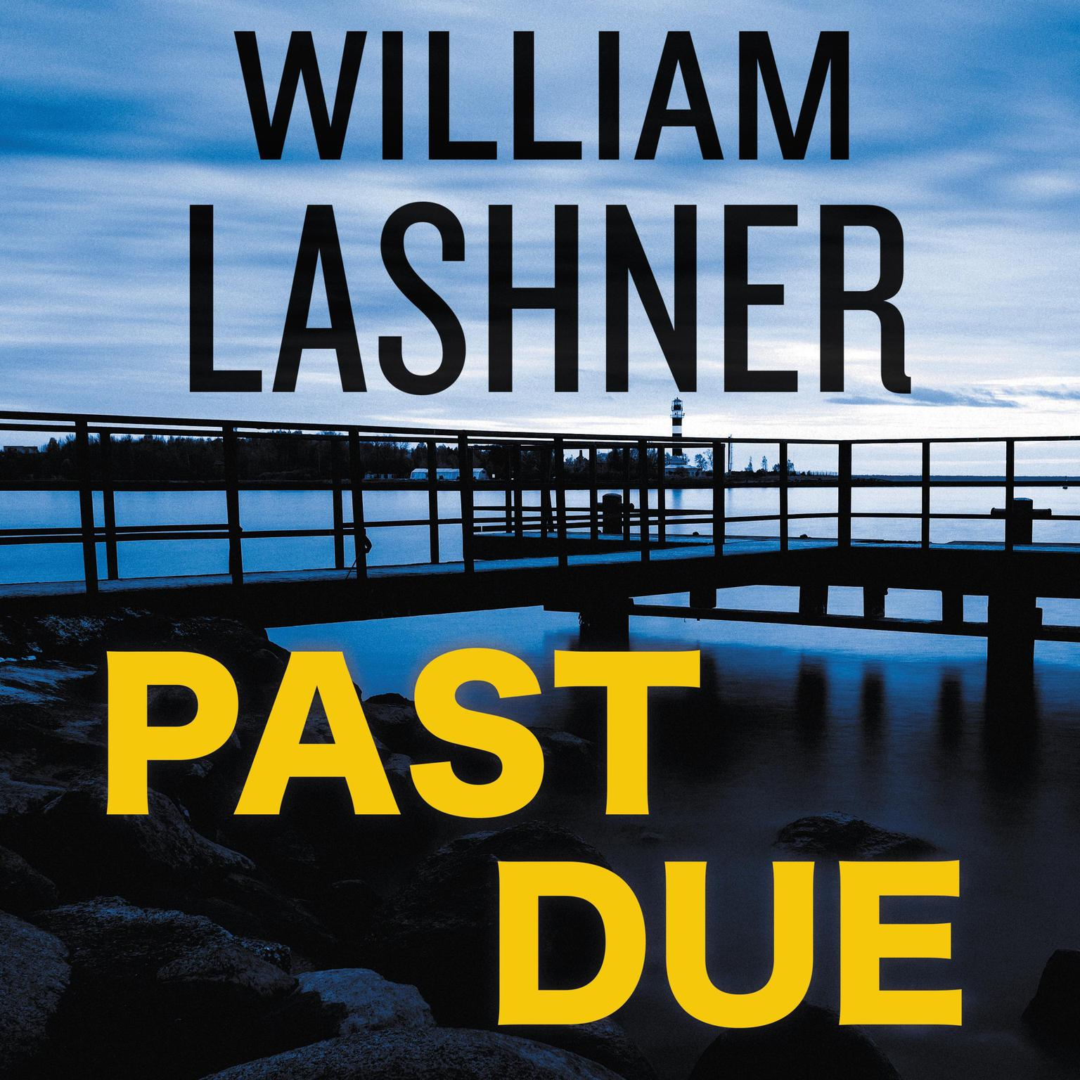 Printable Past Due Audiobook Cover Art