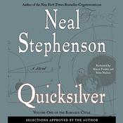 Quicksilver: Volume One of The Baroque Cycle Audiobook, by Neal Stephenson
