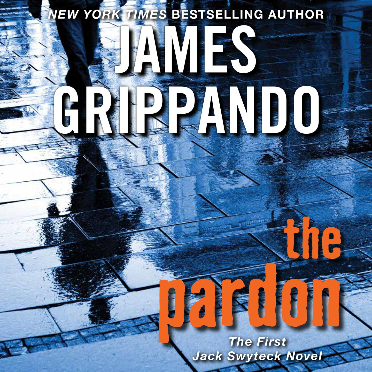 Printable The Pardon Audiobook Cover Art