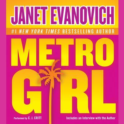 Metro Girl Audiobook, by Janet Evanovich