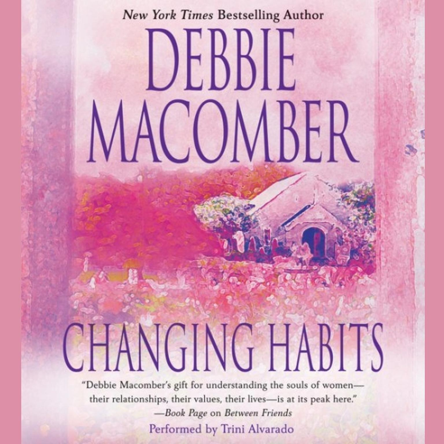 Printable Changing Habits Audiobook Cover Art