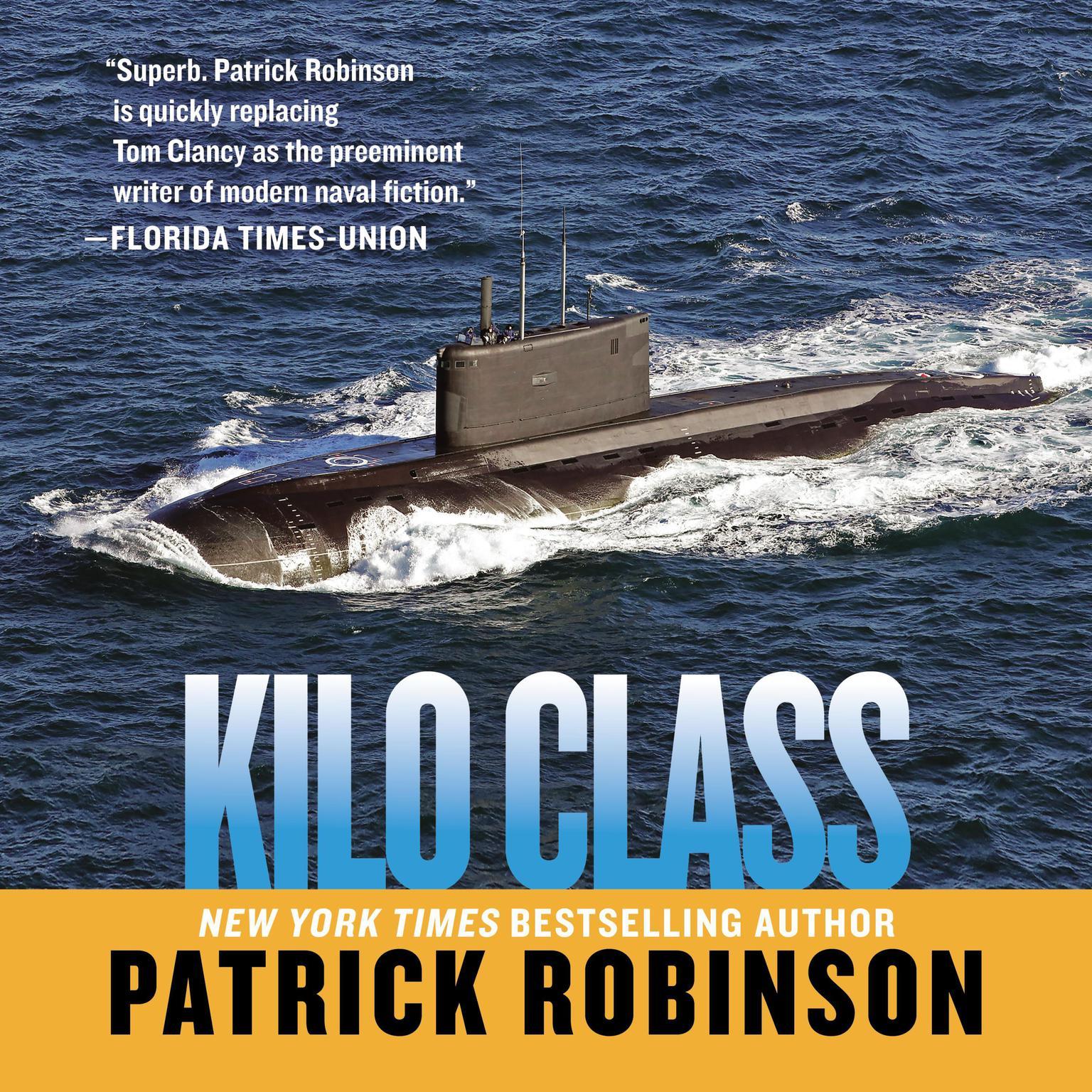Printable Kilo Class Audiobook Cover Art