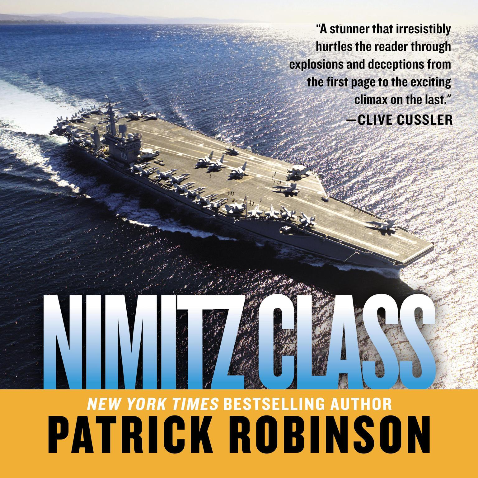 Printable Nimitz Class Low Price Audiobook Cover Art