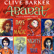 Abarat: Days of Magic, Nights of War, by Clive Barker