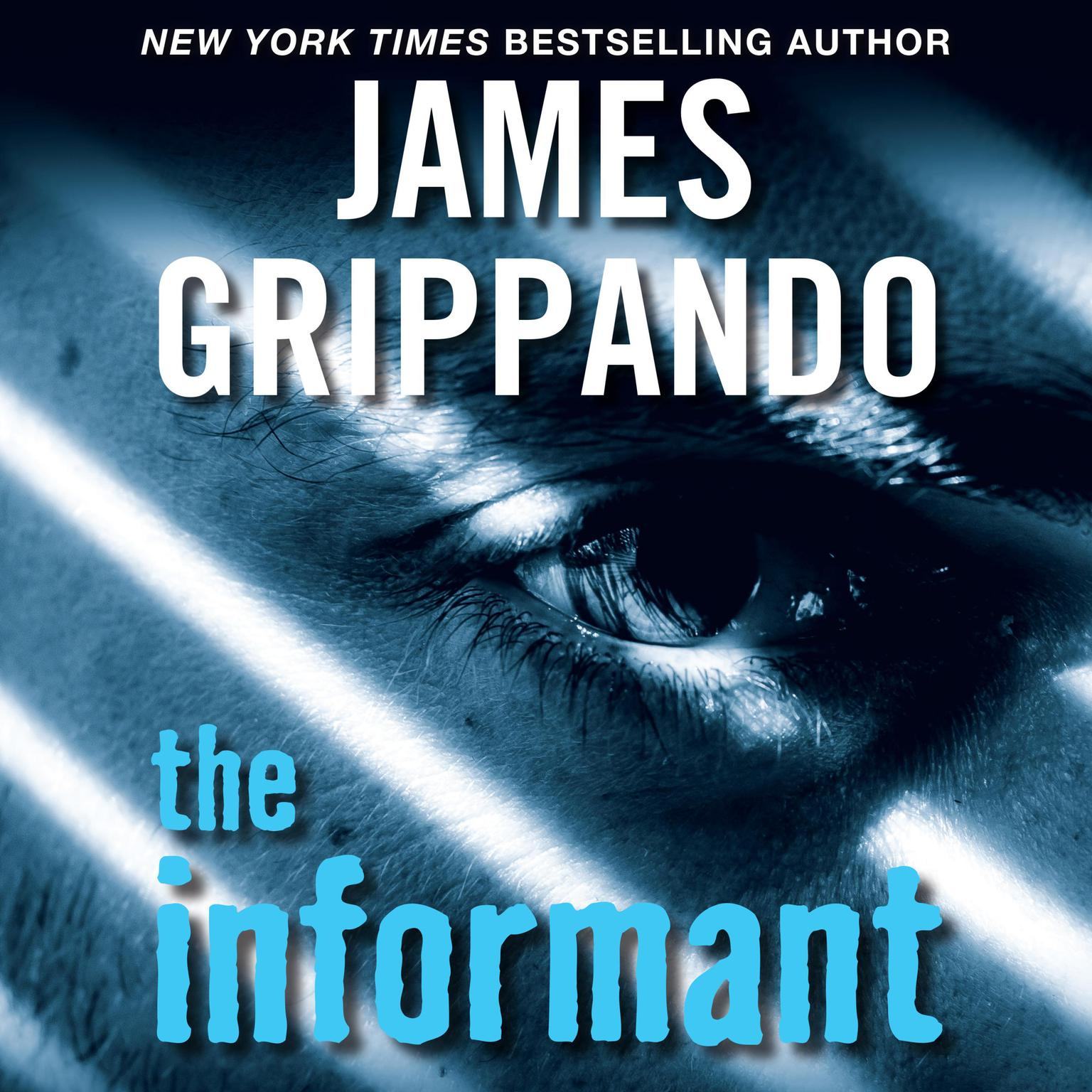 Printable The Informant Audiobook Cover Art