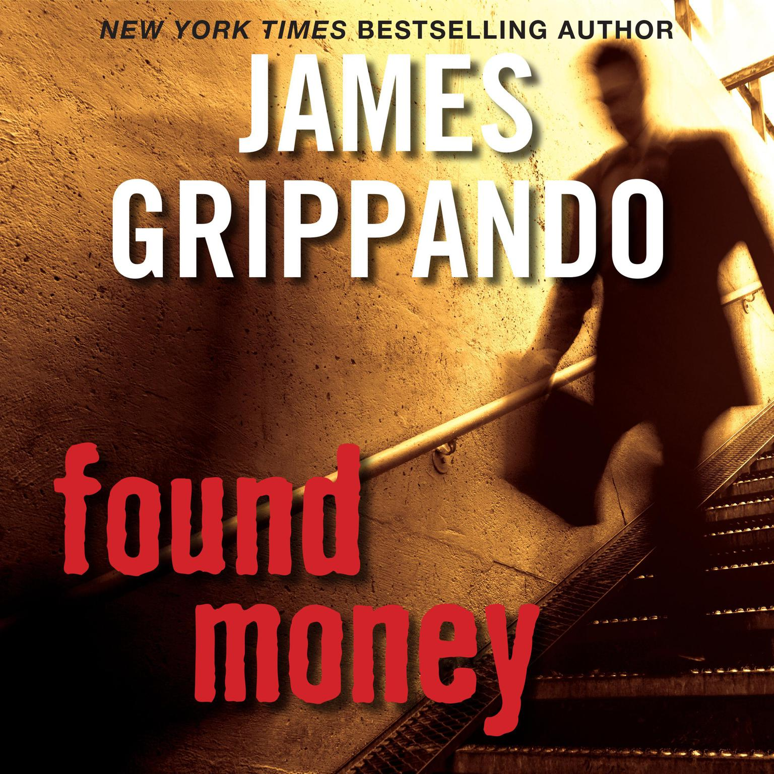 Printable Found Money Low Price Audiobook Cover Art