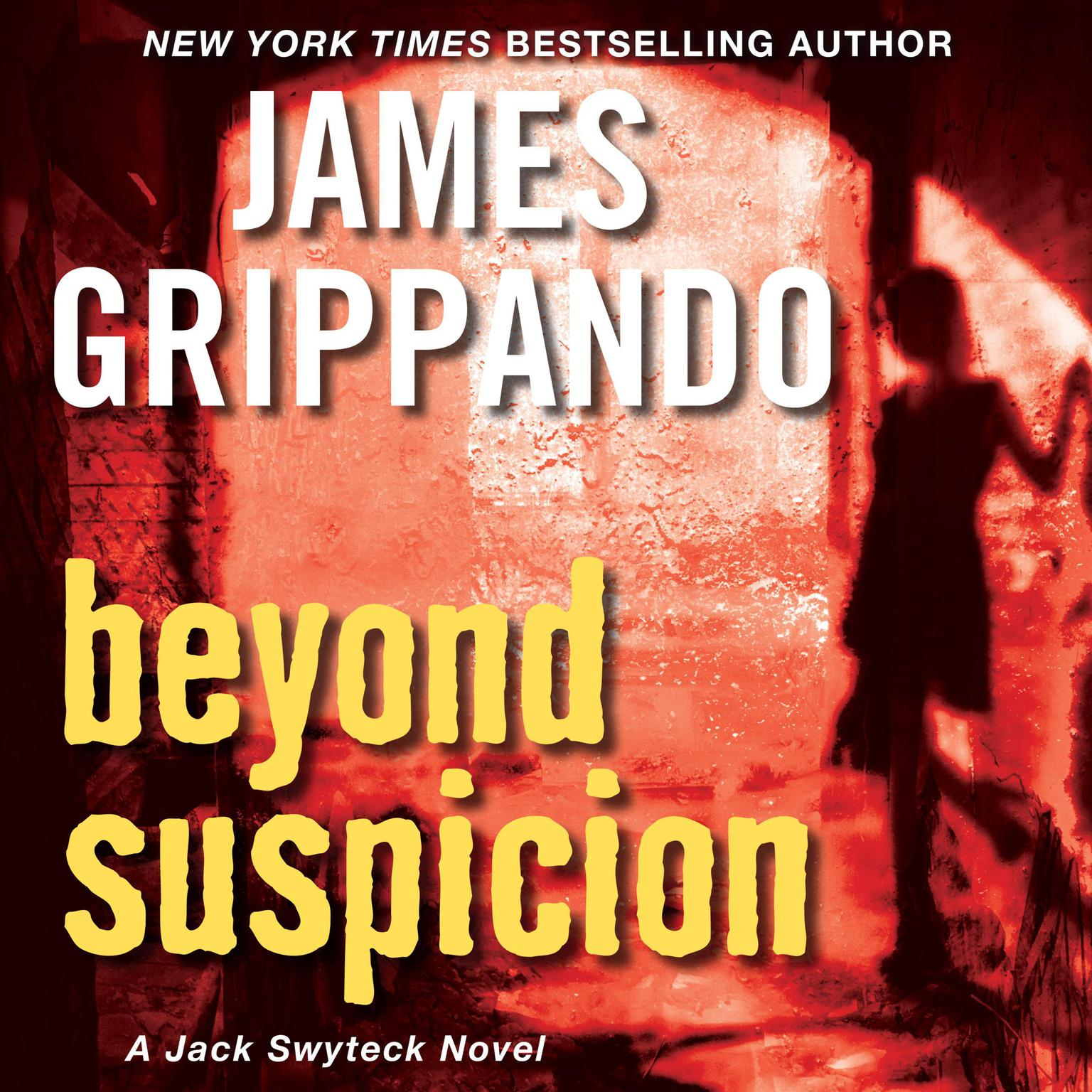 Printable Beyond Suspicion Audiobook Cover Art