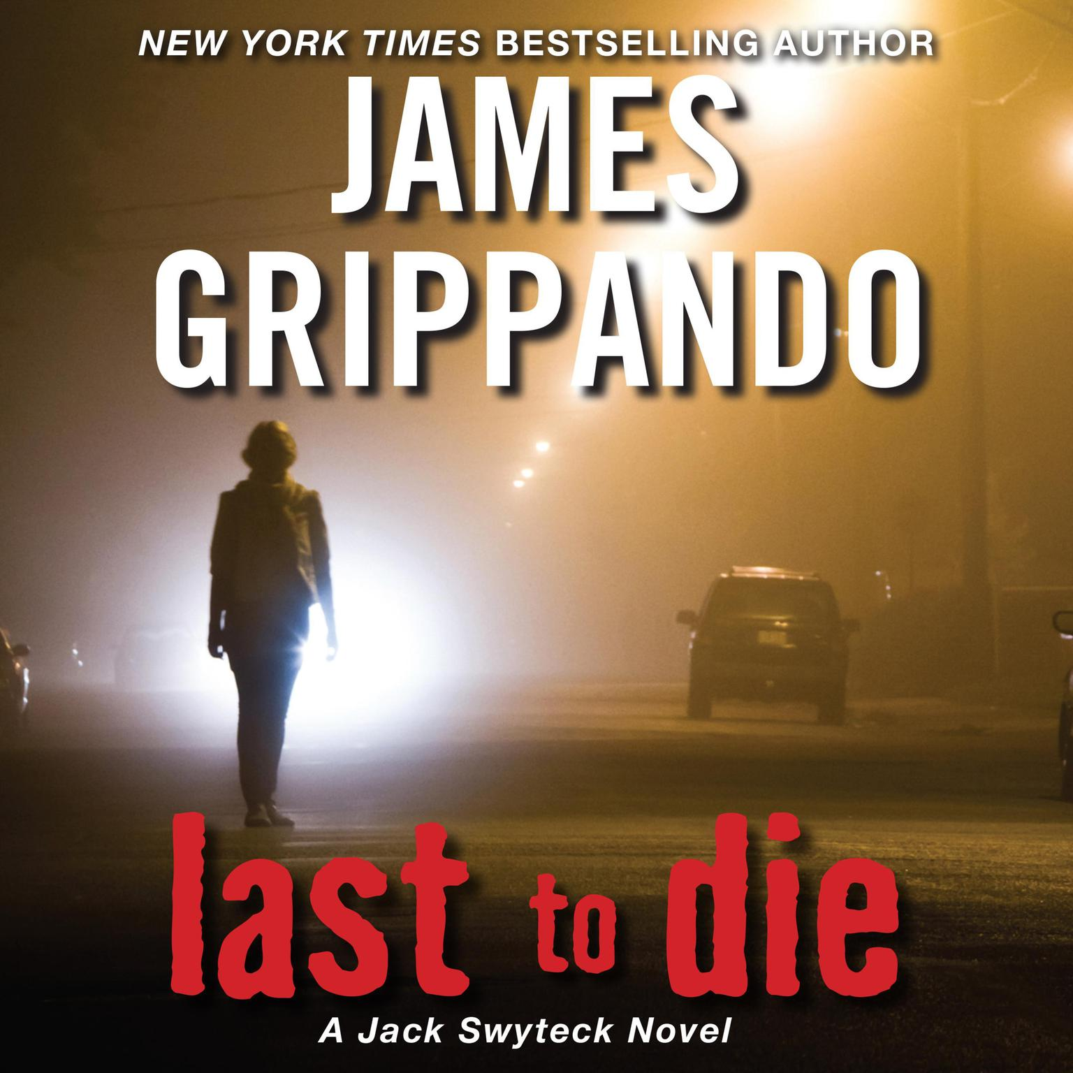 Printable Last to Die Audiobook Cover Art