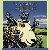 The Wee Free Men, by Terry Pratchett