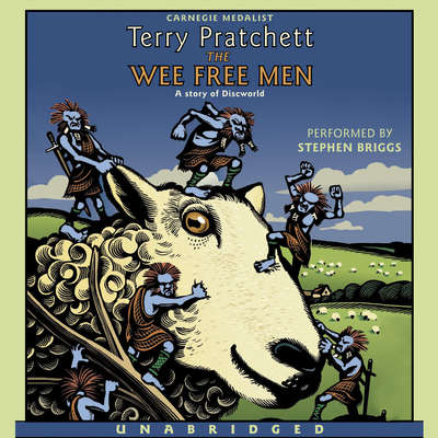 The Wee Free Men (Abridged) Audiobook, by Terry Pratchett